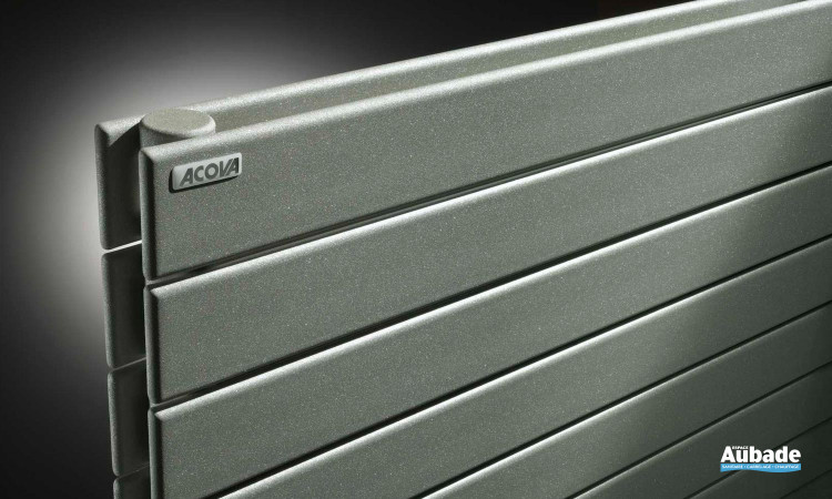 Radiateur Fassane Premium coloris gris