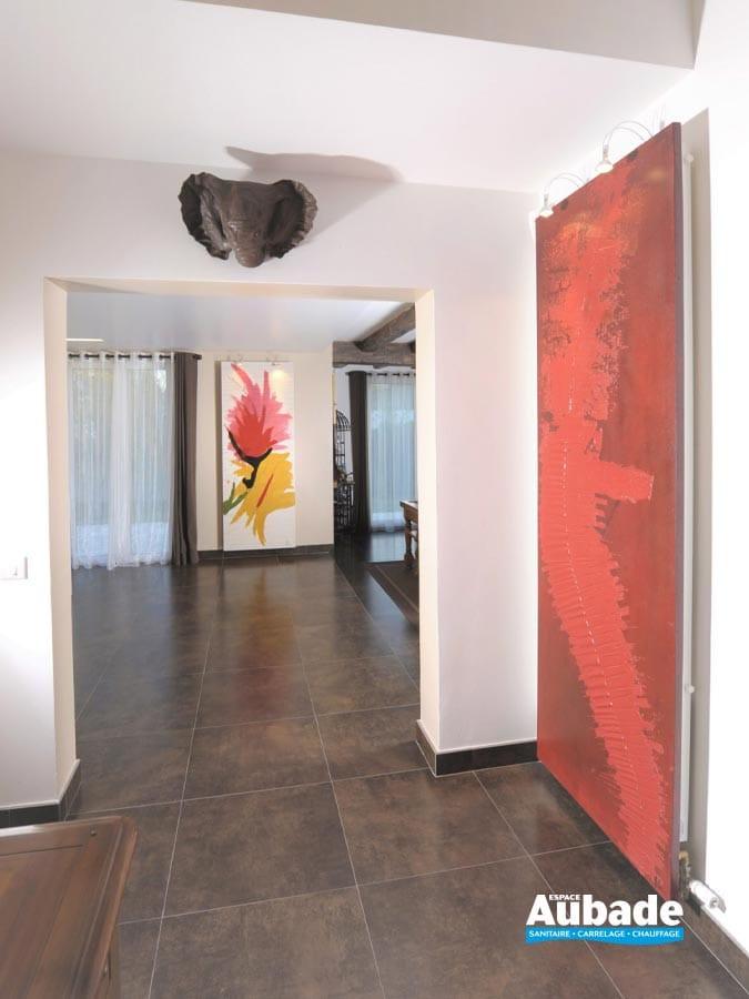 Le radiateur décoratif pour chauffage central Barcelona de Cinier 03
