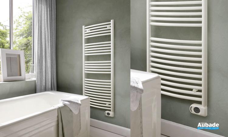 Sèche-serviettes Tiga version électrique de la marque Acova