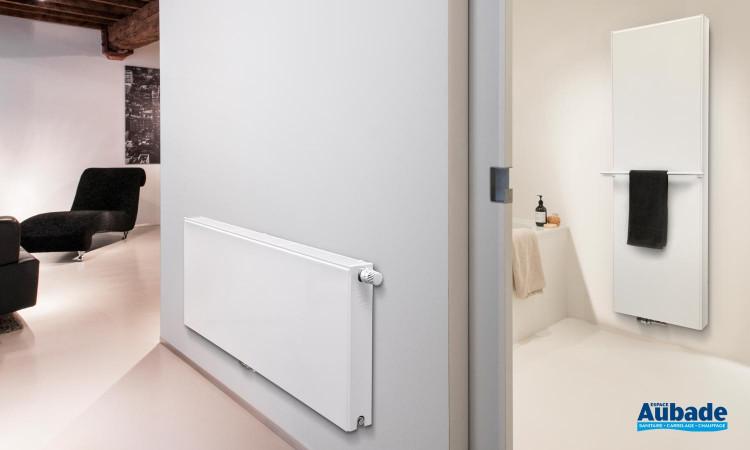 Radiateur pour chauffage central Piano Centric de Vasco
