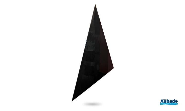 Radiateur électrique design et minimaliste Triangle de Cinier 03