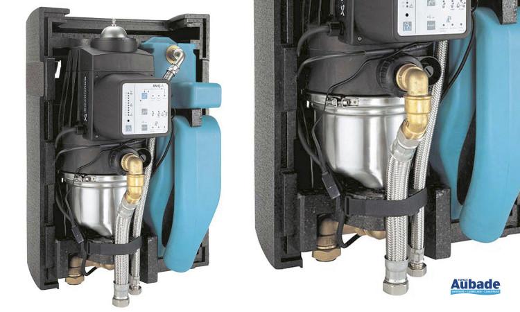 Récupérateur automatique d'eau de pluie RMQ de Grundfos