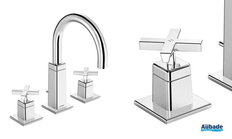 Robinets lavabos et vasques Hansacliff de Hansa