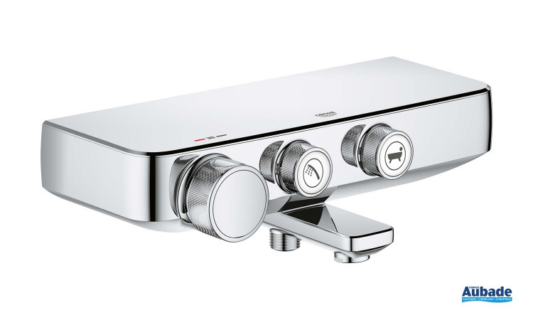 Mitigeur thermostatique bain/douche Grohtherm SmartControl
