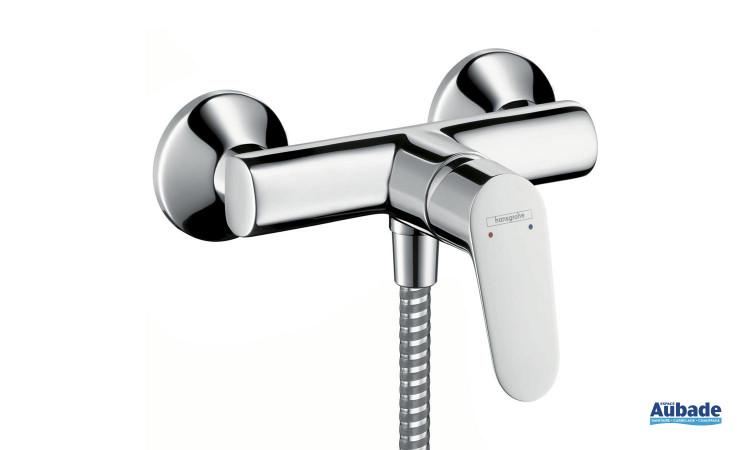 Mitigeur douche Focus Hansgrohe avec limiteur de température
