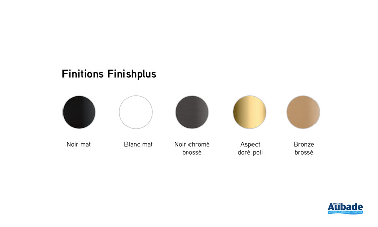 Finition Finishplus Hansgrohe