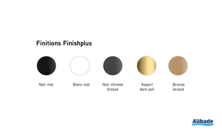 Nuancier Finishplus