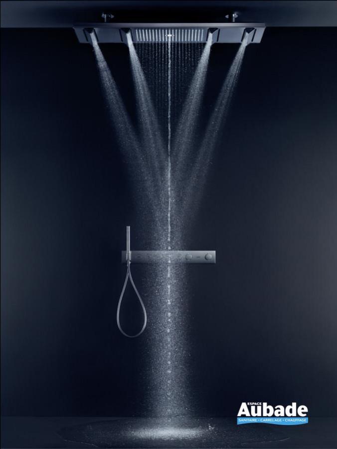Solution encastrée ShowerHeaven Chromé de Axor