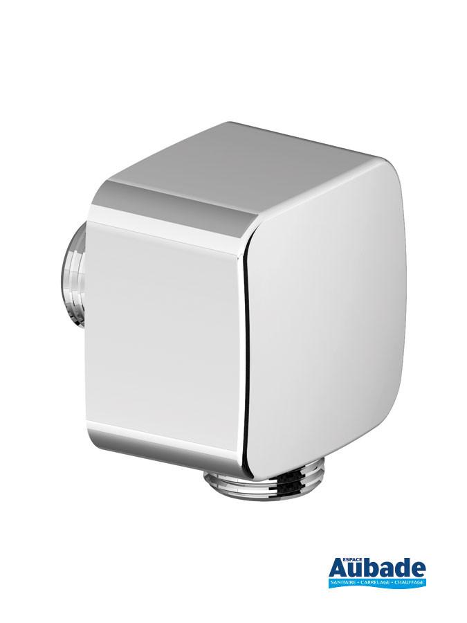 Applique prise d'eau Individual Square pour pack encastré Clivia de Vigour
