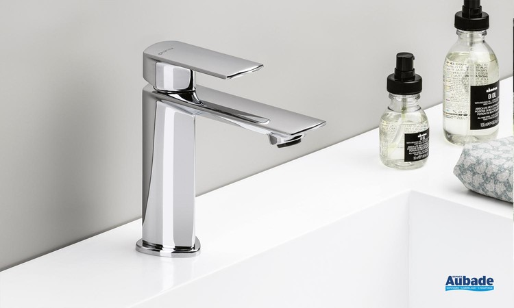 Mitigeur lavabo chromé Profilo de Cristina