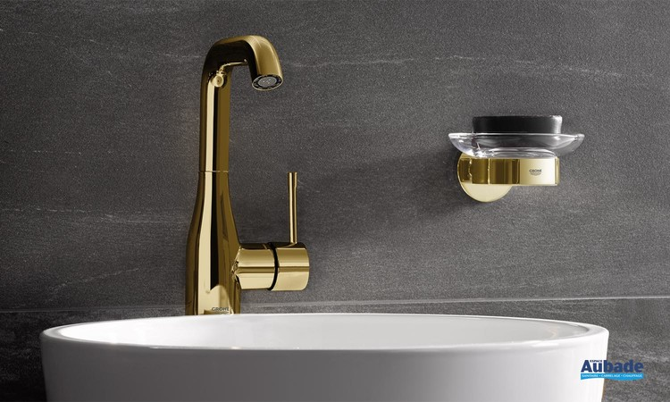 Mitigeur taille L finition Cool sunrise Essence de Grohe