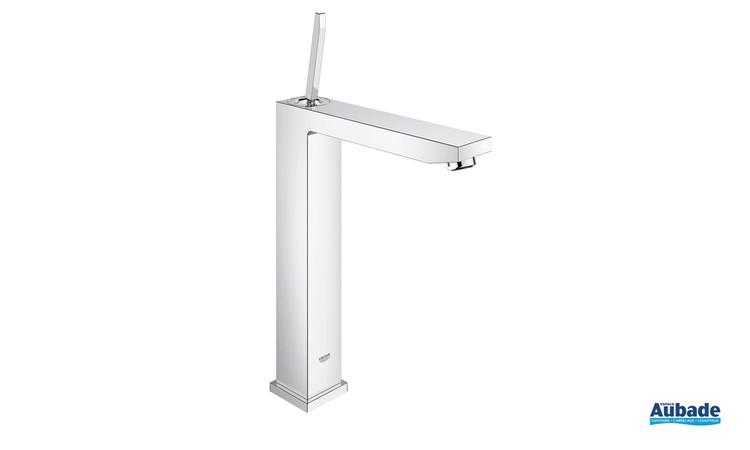 Mitigeur lavabo chromé taille XL Eurocube Joy de Grohe