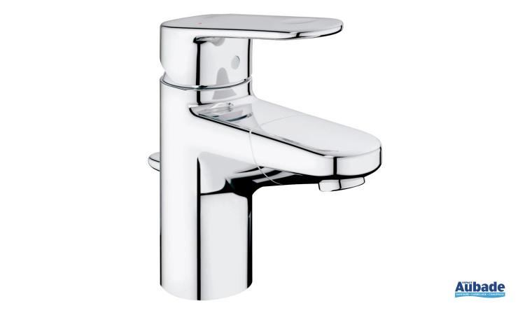 Mitigeur lavabo avec limiteur de température Europlus Grohe