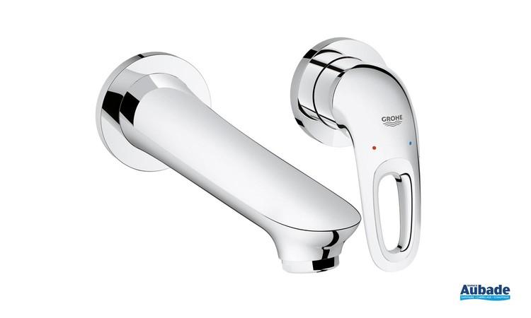 Mitigeur 2 trous lavabo Eurostyle de Grohe