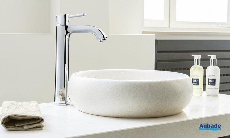 Mitigeur lavabo taille XL chromé Grandera de Grohe