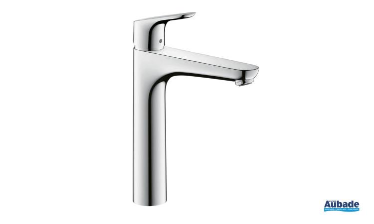 Mitigeur lavabo Focus 190 de Hansgrohe - détouré