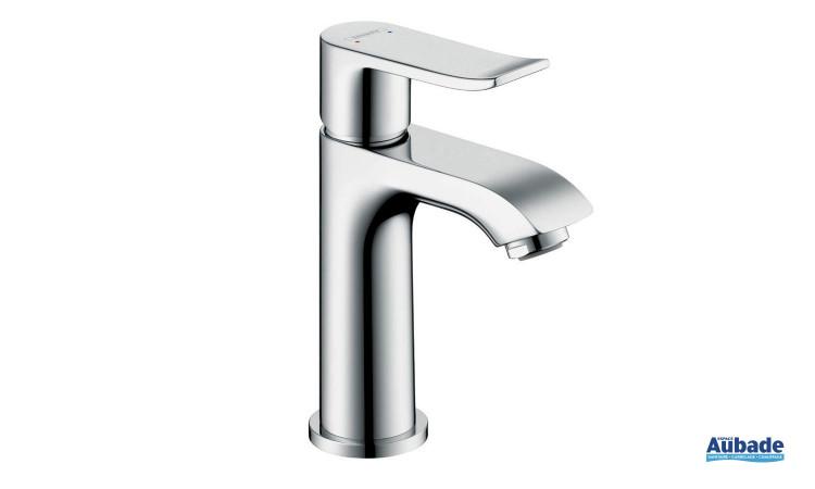 Mitigeur petit lavabo 100 Metris de Hansgrohe