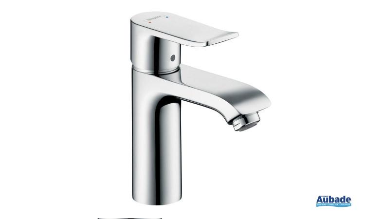 Mitigeur lavabo 110 Metris de Hansgrohe, confortable et facile d'utilisation