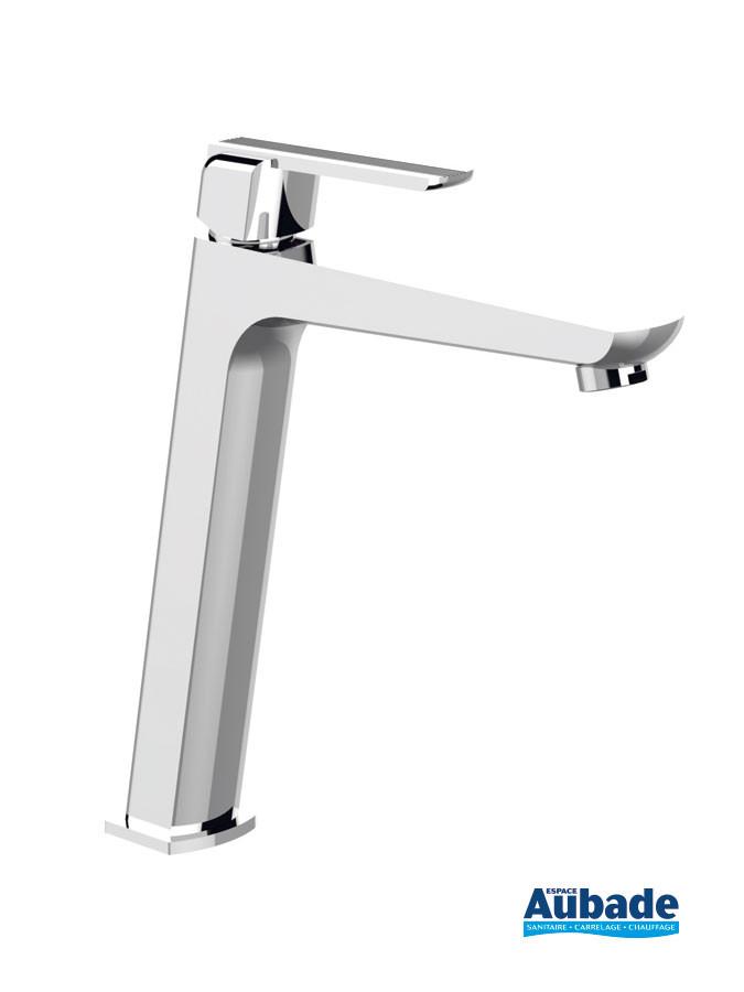 Mitigeur lavabo vasque rehaussé Néo chromé de la marque Horus