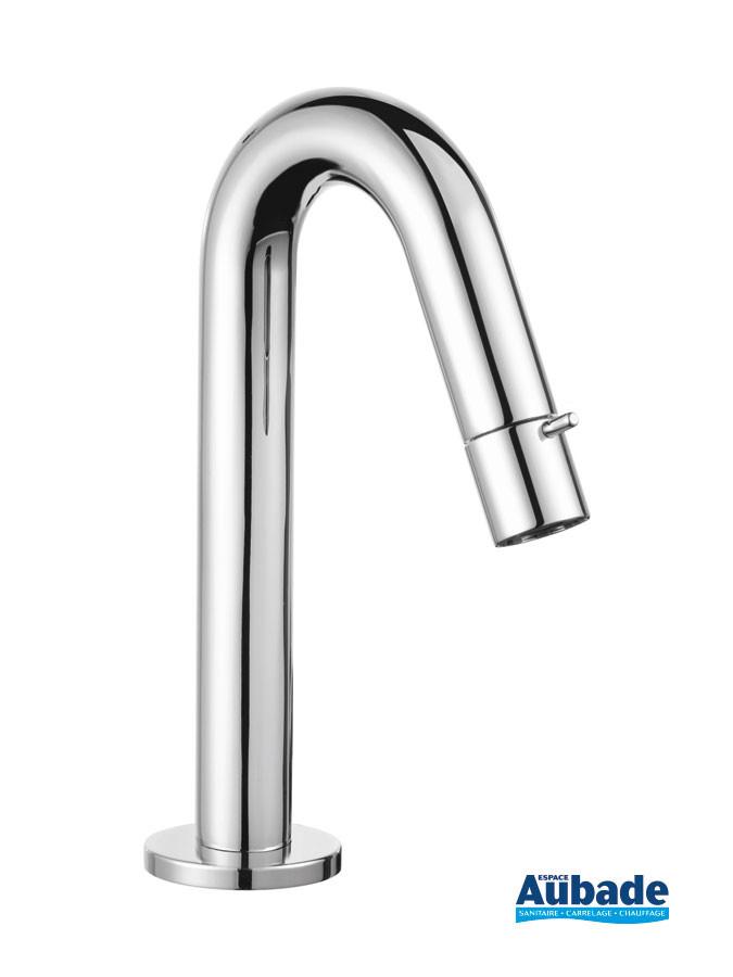 Robinet lave-mains eau froide New Bozz coloris chromé de la marque Kludi