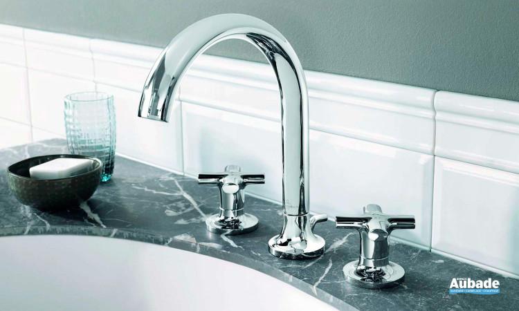 Robinet pour lavabo ou vasque Villeroy & Boch LaFleur