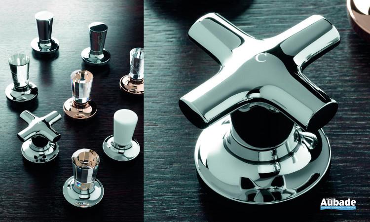 Poignées robinets Villeroy & Boch LaFleur