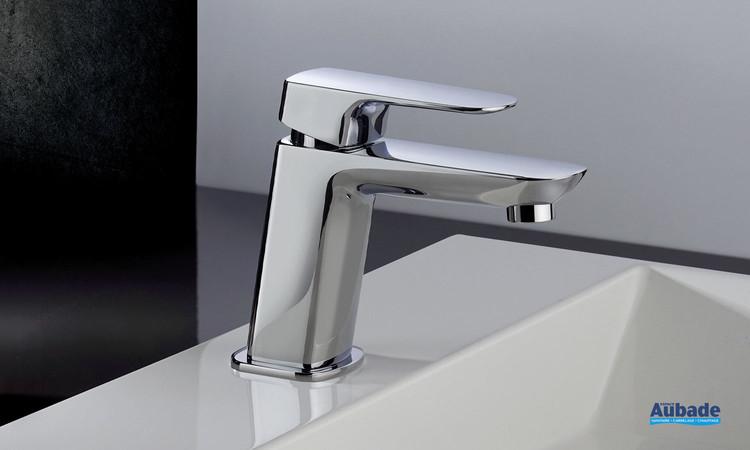 Mitigeur lavabo bas New-York chromé de la marque Paini Italie
