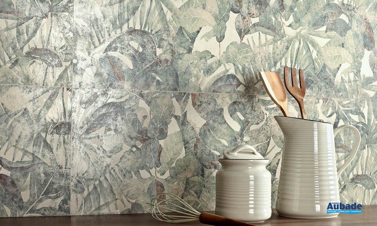 Collection Terre par Roca Carrelage en coloris Beige