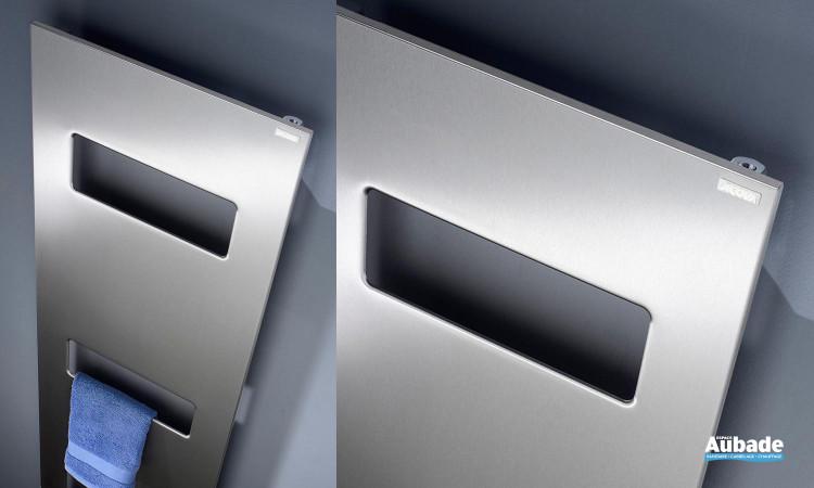 Radiateur sèche-serviettes Altima Spa de Acova avec finitions métal