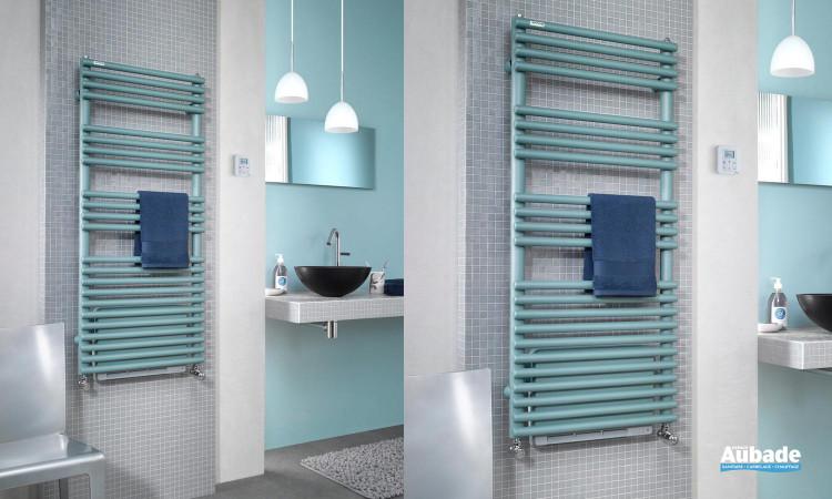 Radiateur sèche-serviettes Cala +Air de Acova source d'efficacité