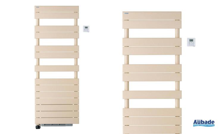 Radiateur sèche-serviettes blanc Régate+ Air d'Acova
