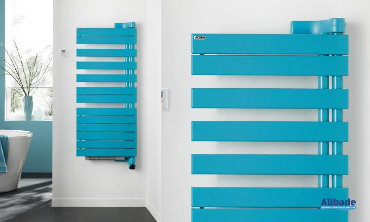 Radiateur sèche-serviettes Regate +Air de Acova, pratique avec fonction chauffant pour plus d'économies