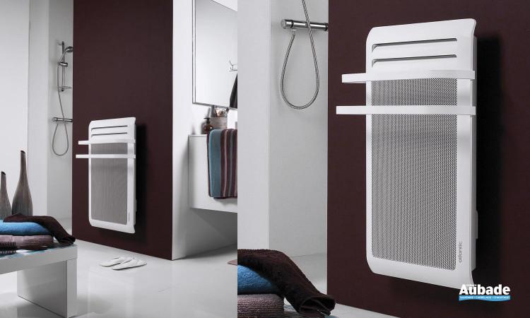 Radiateur sèche-serviettes Tatou Bains Digital Atlantic optimisé pour votre confort