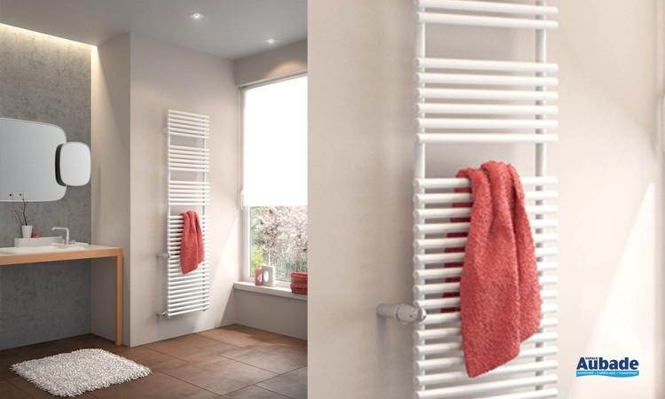 Sèche-serviettes eau chaude Bagnotherm Flex de Arbonia 02