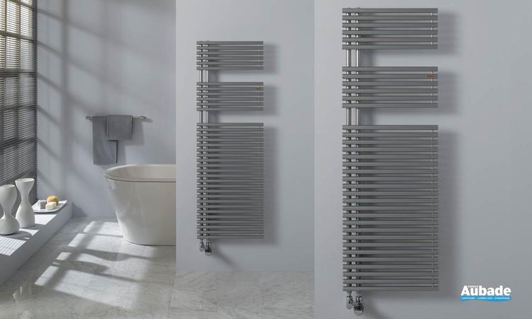 Sèche-serviettes eau chaude Bagnotherm Move d'Arbonia 01