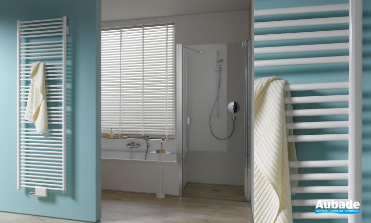 Sèche-serviettes électrique Geneo Circle de Kermi
