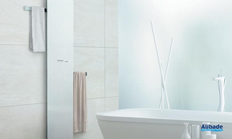 Sèche-serviettes électrique Versus Blanc d'Acova 1