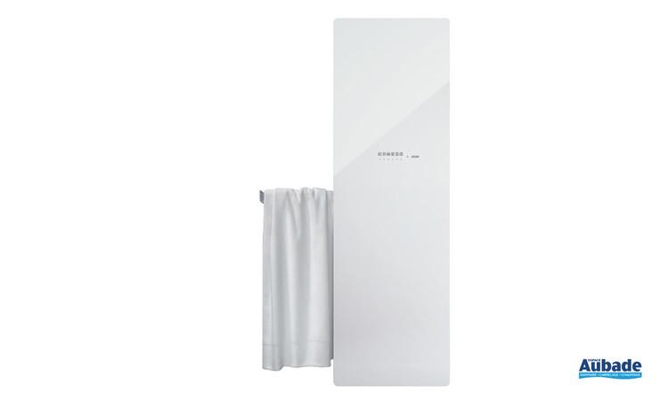 Sèche-serviettes électrique Versus Blanc d'Acova 2