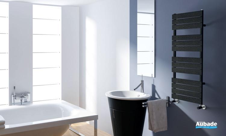Radiateur sèche-serviettes Alma version eau chaude par Irsap