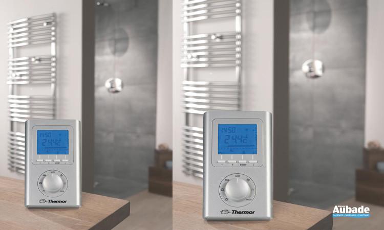 Radiateur sèche-serviettes économique  Riva Chrome de Thermor