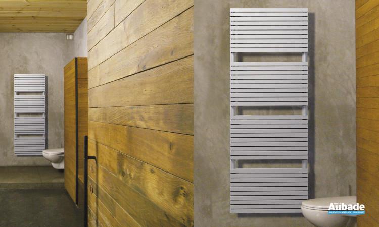Radiateur chauffage central Carr de Vasco coloris blanc