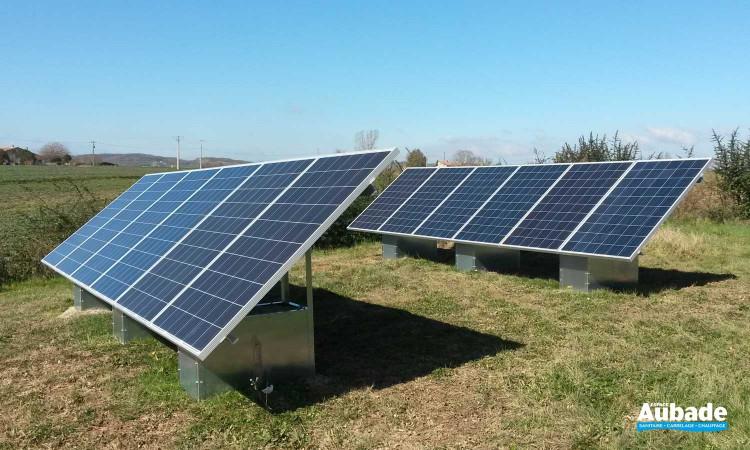 Kit Autoconsommation Photovoltaique au sol de GSE
