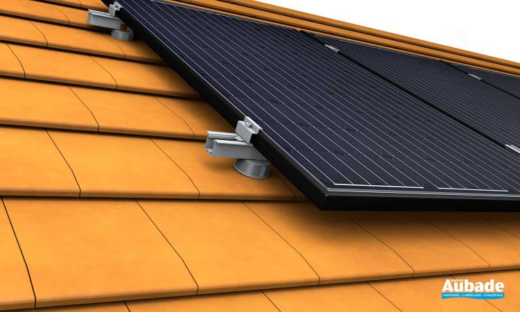 kit autoconsommation photovoltaique surimpose en toiture de gse espace aubade. Black Bedroom Furniture Sets. Home Design Ideas