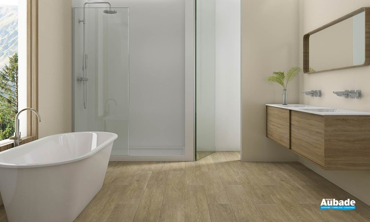 Collection Ragusa par Tau Ceramica en coloris Camel