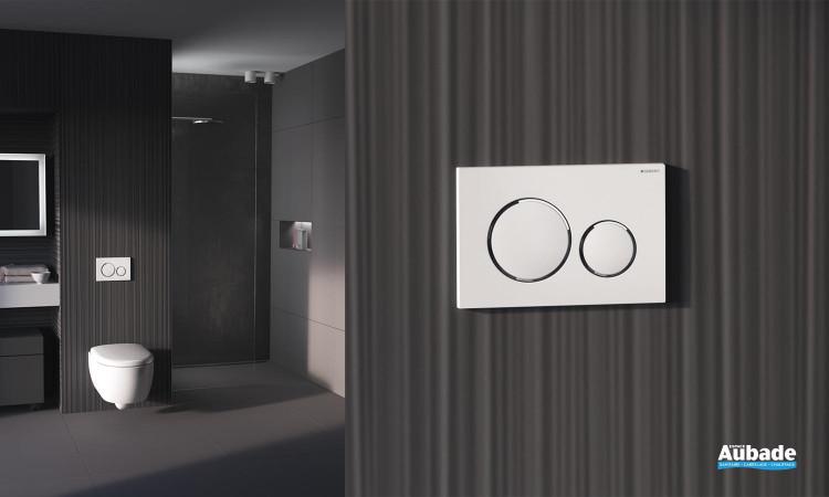 toilettes bati-support geberit plaque sigma20