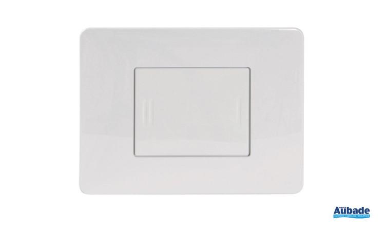 toilettes bati-support nicoll plaque de commande caiman