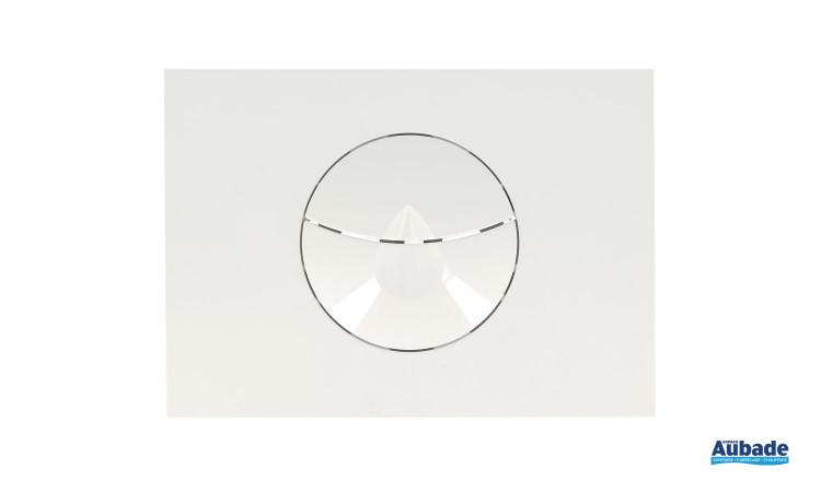toilettes bati-support nicoll plaque de commande goutte