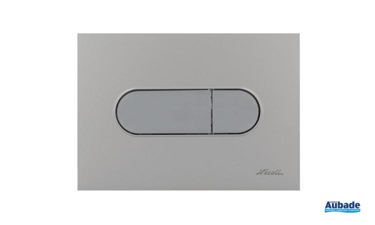 toilettes bati-support nicoll plaque de commande lake