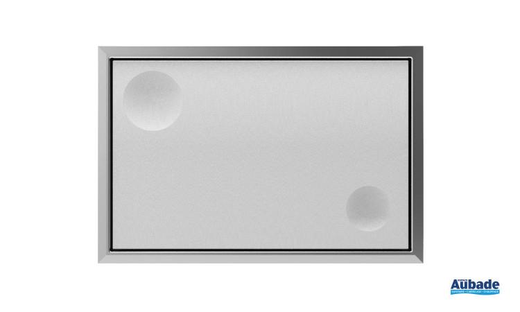 toilettes bati-support nicoll plaque de commande swing