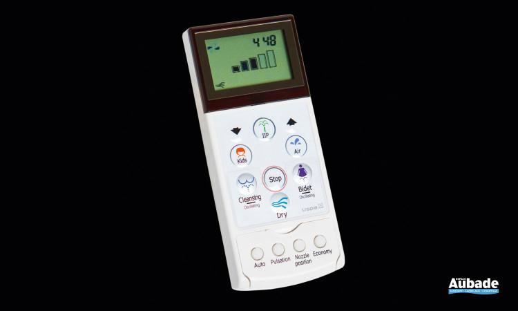 Abattant 6035RS équipé d'une télécommande de Dubourgel